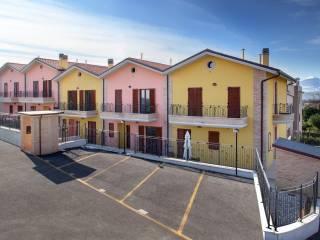 Foto - Villa a schiera, nuova, Spinetoli