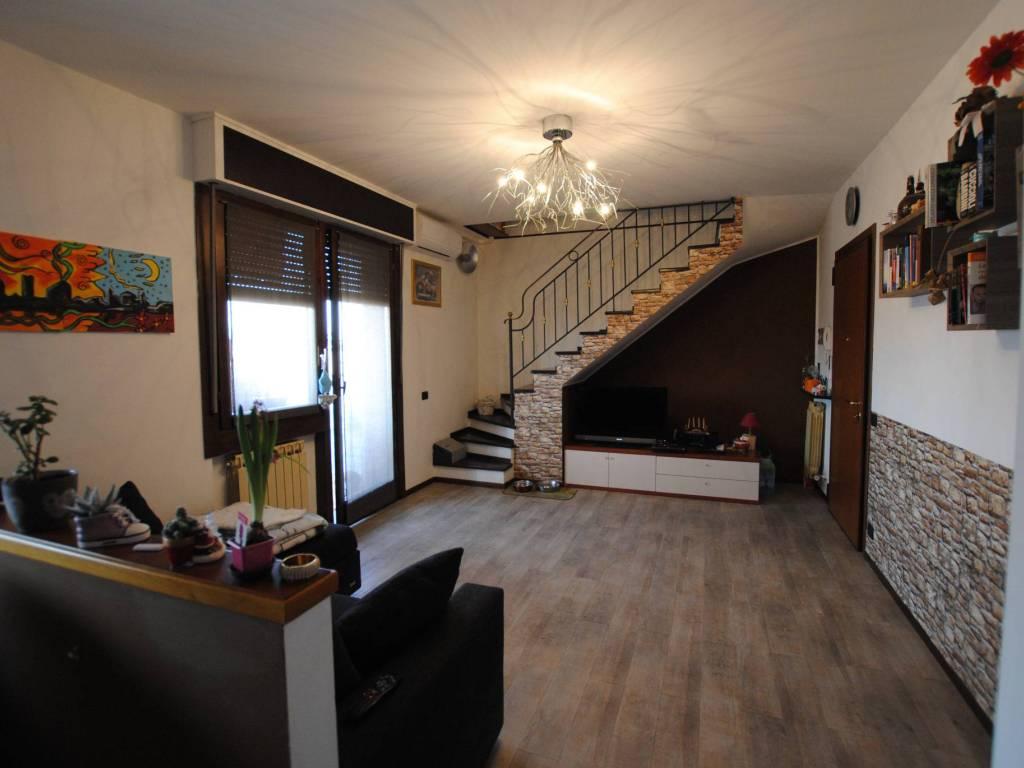 foto  3-room flat via San Carlo, Lallio
