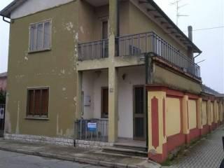 Photo - Single-family townhouse 180 sq.m., good condition, Motteggiana