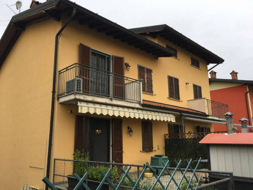 foto  Single-family townhouse 200 sq.m., Treviglio