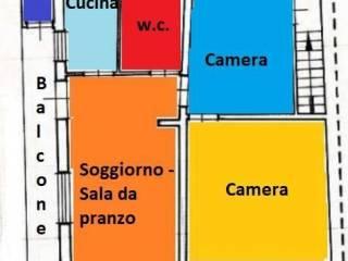 Photo - 3-room flat good condition, first floor, Santa Maria di Licodia