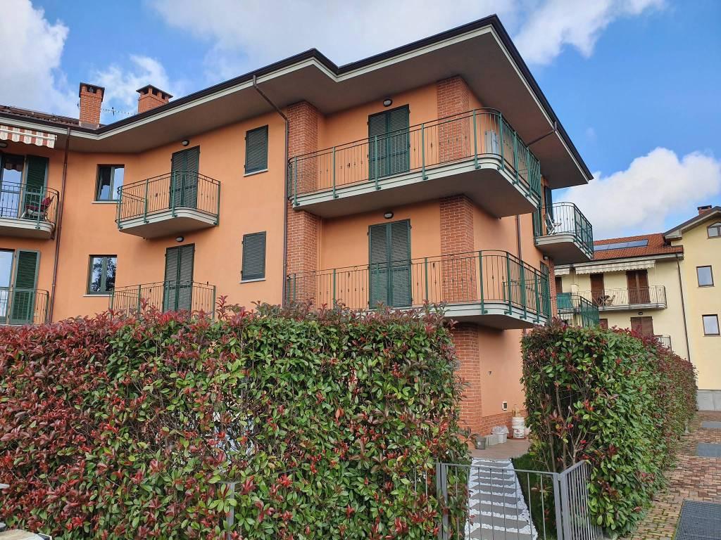 foto  2-room flat via Villa di Montpascal, Candiolo