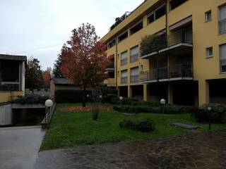 Photo - 3-room flat good condition, first floor, Treviglio