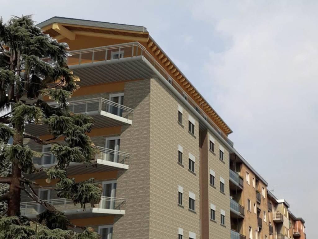 foto  3-room flat via della Repubblica, Cesano Boscone