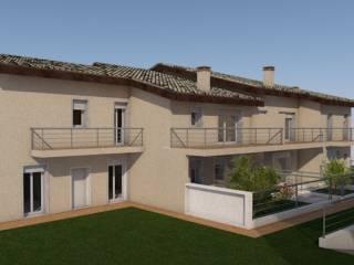 Foto - Quadrilocale nuovo, primo piano, Pizzoletta, Villafranca di Verona