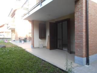 Photo - 4-room flat good condition, ground floor, Bruino