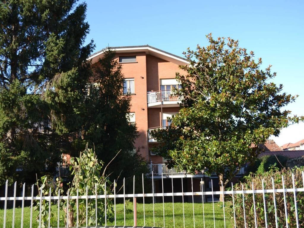 foto facciata 2-room flat via Vaie 14, Sant'Antonino di Susa