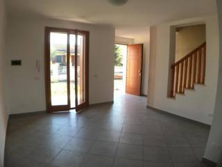 Photo - Terraced house, excellent condition, Governolo, Roncoferraro