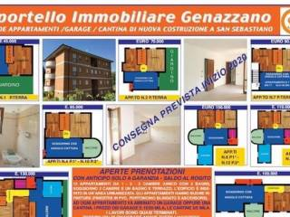 Foto - Monolocale via San Sebastiano 1, Genazzano