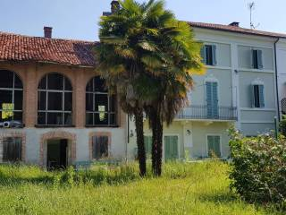 Photo - Historic residence tre piani, good condition, Rivalba