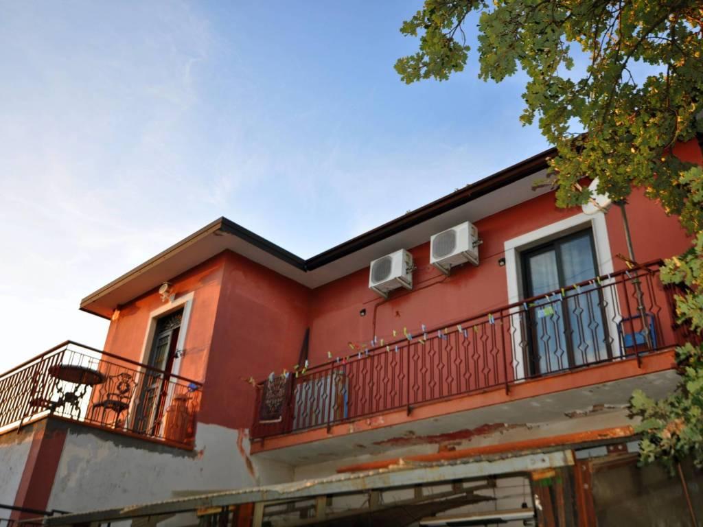 foto  Single family villa via Cisternazza 7, Pedara
