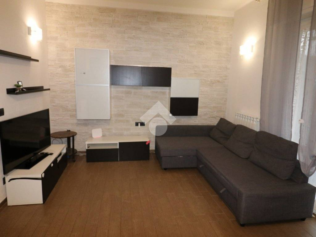 foto 2 3-room flat via M  Chiocchetti, Serra Riccò