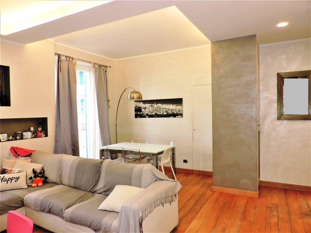 foto SOGGIORNO Penthouse via Antonio Cantore, Genova