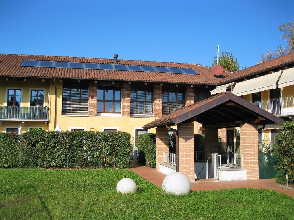 foto FACCIATA Apartment in villa via Mulino, Bruino