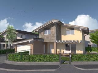 Foto - Villa unifamiliare via Sondrio, Mercallo