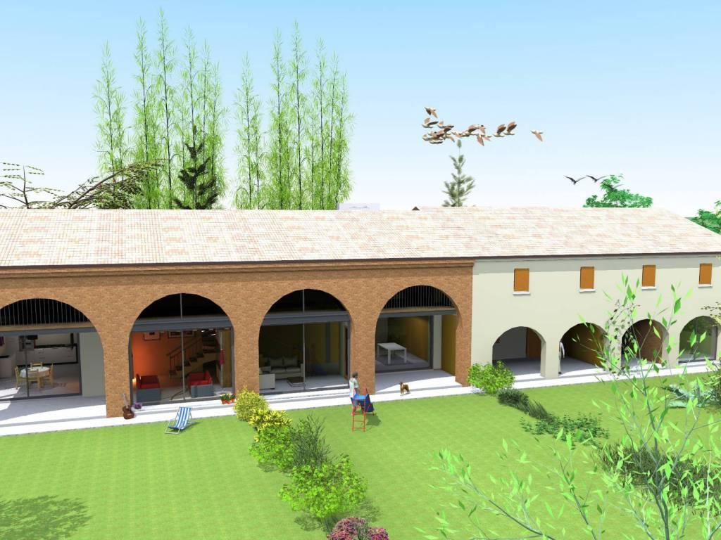 foto 1 Farmhouse via Schiavonia, Preganziol