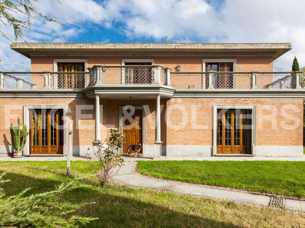foto Esterno Single family villa via dei Pini 19, Vizzolo Predabissi