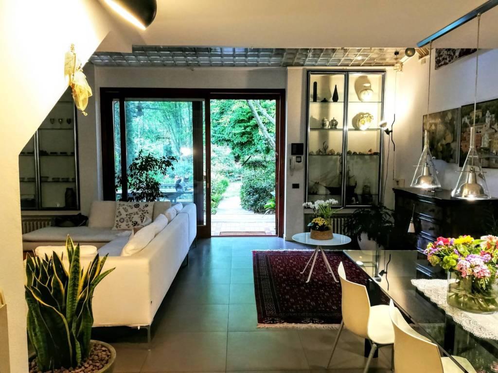 foto SOGGIORNO Terraced house via San Gregorio, Casirate d'Adda