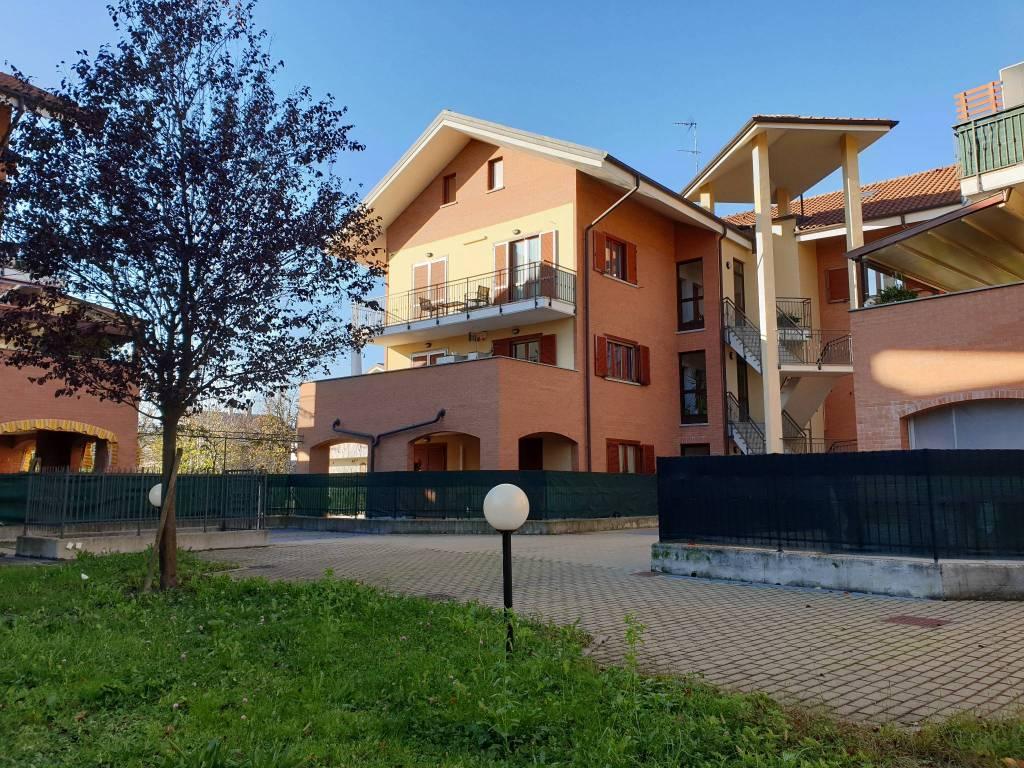 foto facciata Bilocale via Felice Goffi, Avigliana