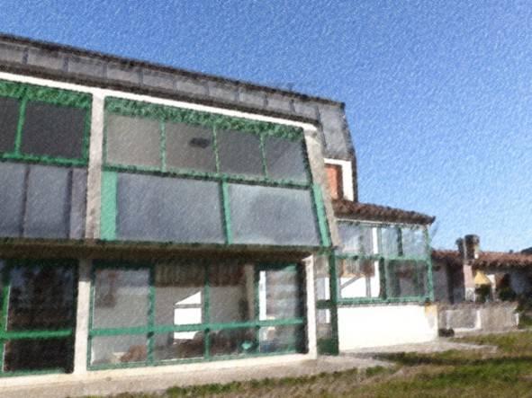 foto Facciata Villa bifamiliare Località Franz 27, Castelnovo del Friuli