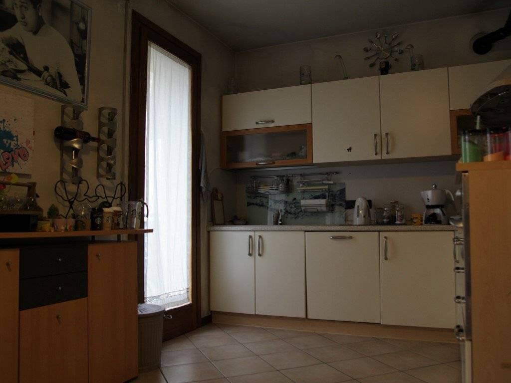 foto zona giorno 4-room flat via Don de' Aimi 26, Longare
