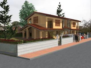 Foto - Villa bifamiliare, nuova, 130 mq, Porcari