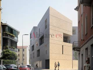 Foto - Piso de tres habitaciones via Elio Adriano 1, Ponte Nuovo, Milano