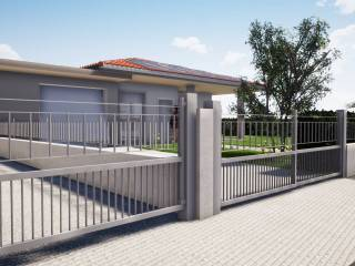 Foto - Villa bifamiliare, nuova, 163 mq, Verolavecchia