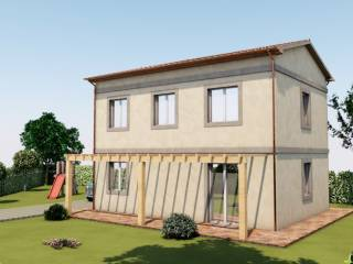 Foto - Villa unifamiliare via Giuseppe Di Vittorio 18, Chiesina Uzzanese
