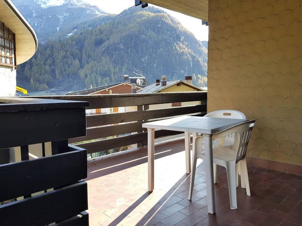 foto Terrazzo 3-room flat via Ezio Vanoni 2, Chiesa in Valmalenco