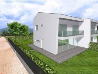 Foto - Villa bifamiliare, nuova, 157 mq, Marano Vicentino