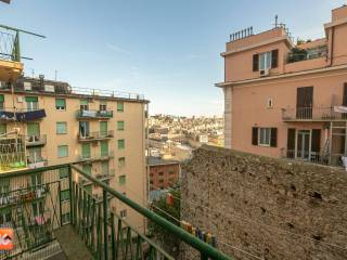 Photo - 4-room flat salita San Rocco 11, Lagaccio, Genova