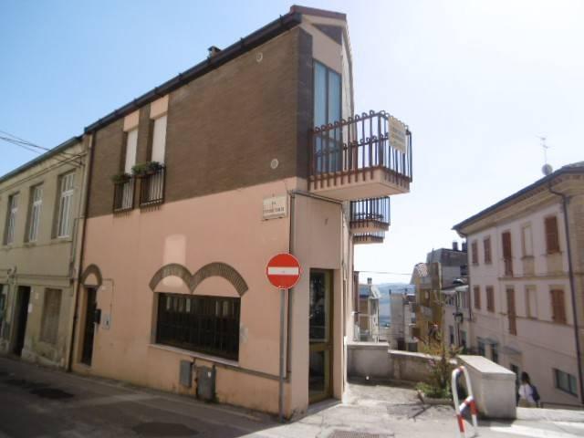 foto Prospetto Detached house via Vittorio Veneto 2, Montegranaro