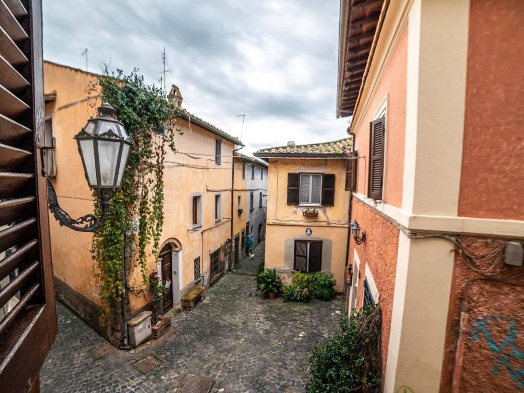 foto Vista 2-room flat via Umberto I, Trevignano Romano