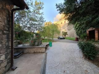 Photo - Appartement en villa, excellent état, 100 m2, Sacrario - Piazza della Rocca, Viterbo
