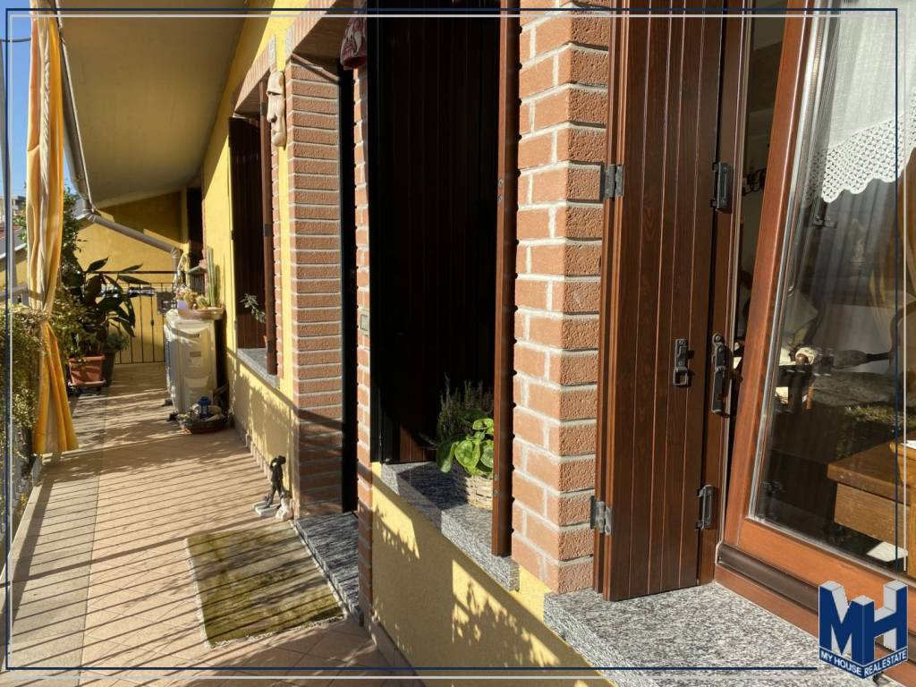 foto  3-room flat via Luigi Mantica 7, Senago