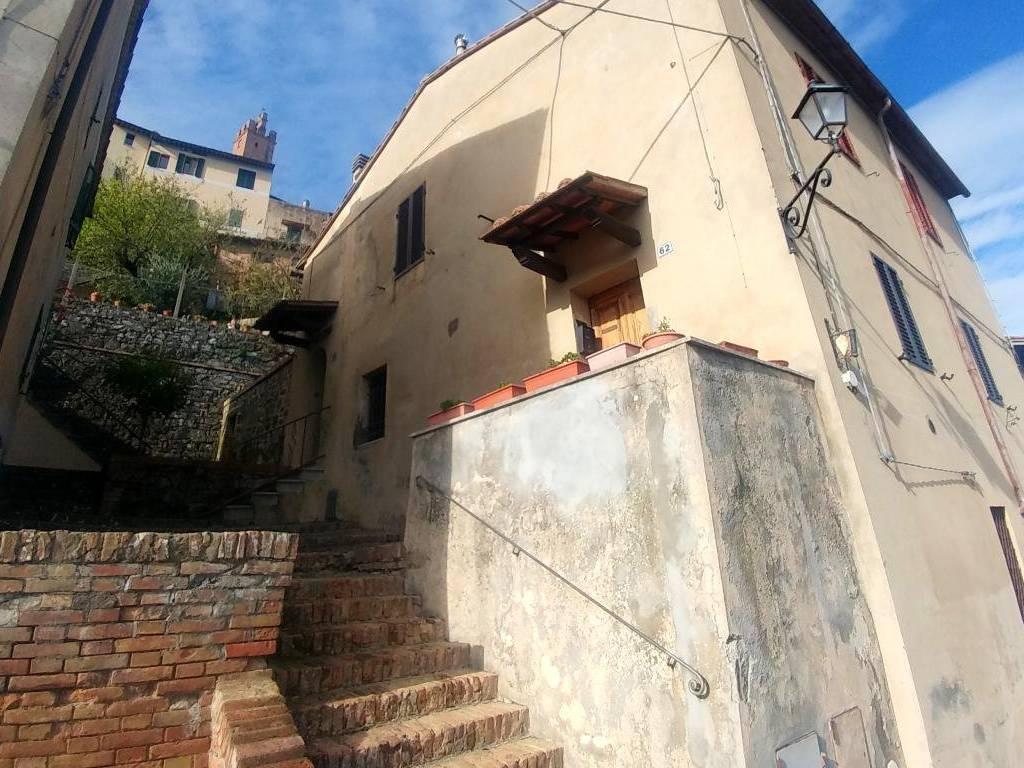foto  3-room flat good condition, first floor, Montalcino