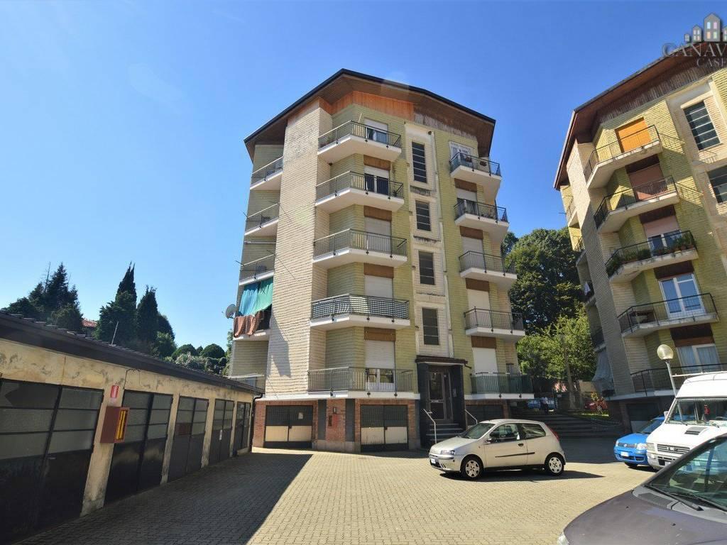 foto facciata 2-room flat via Giuseppe Verdi 11, Cuorgnè