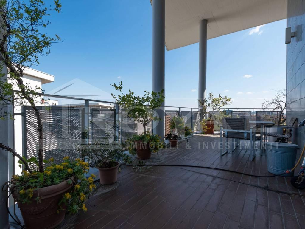foto Terrazzo Apartment via del Futurismo 7, Milano