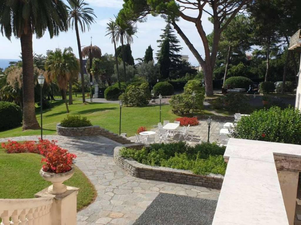 foto parco 3-room flat via Capolungo, Genova