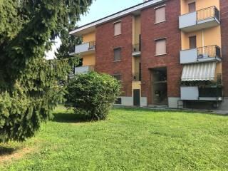 Photo - 3-room flat via Silvio Pellico 19, Caponago