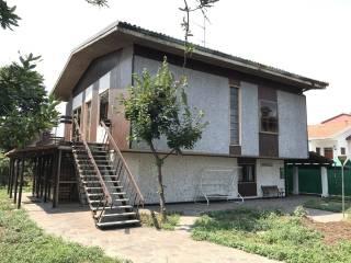 Photo - Single family villa via Paolo da Trezzo 13, Trezzo sull'Adda