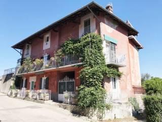 Foto - Einfamilienvilla, guter Zustand, 305 m², Castelletto Sopra Ticino