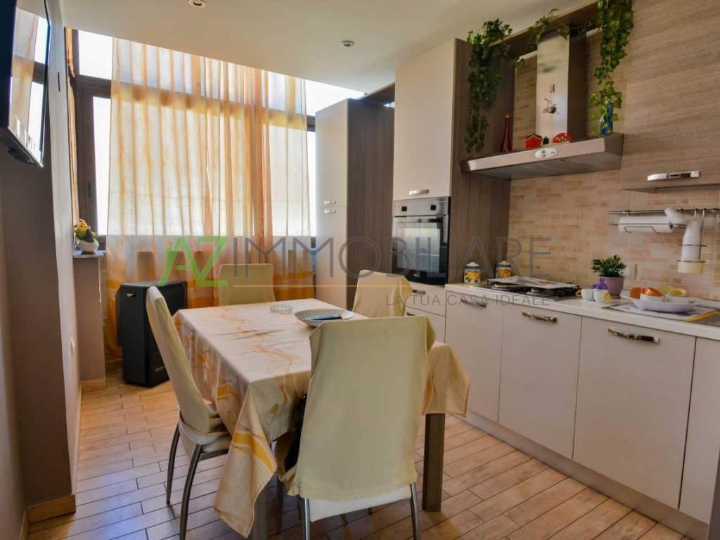 foto Cucina 3-room flat excellent condition, top floor, Acireale