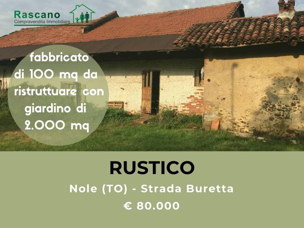 foto casa Rustico Strada Buretta 8, Nole