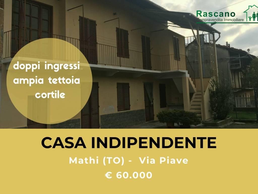 foto casa Casa indipendente via Piave 72, Mathi