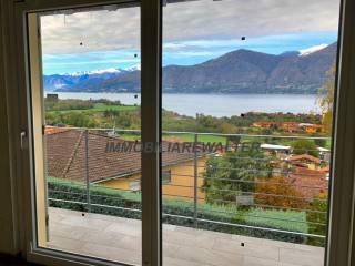 Foto - Villa bifamiliare, nuova, 195 mq, Brezzo di Bedero