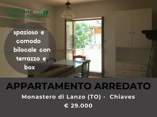 Foto - Bilocale via della Fontana, Chiaves, Monastero di Lanzo