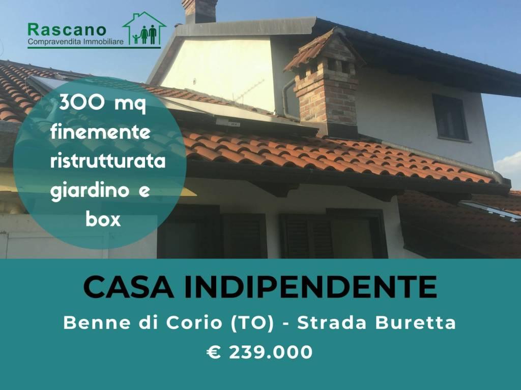 foto copertina Casa indipendente Strada Buretta 36, Corio