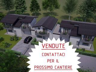 Foto - Villa unifamiliare via Giacomo Leopardi, Cogliate